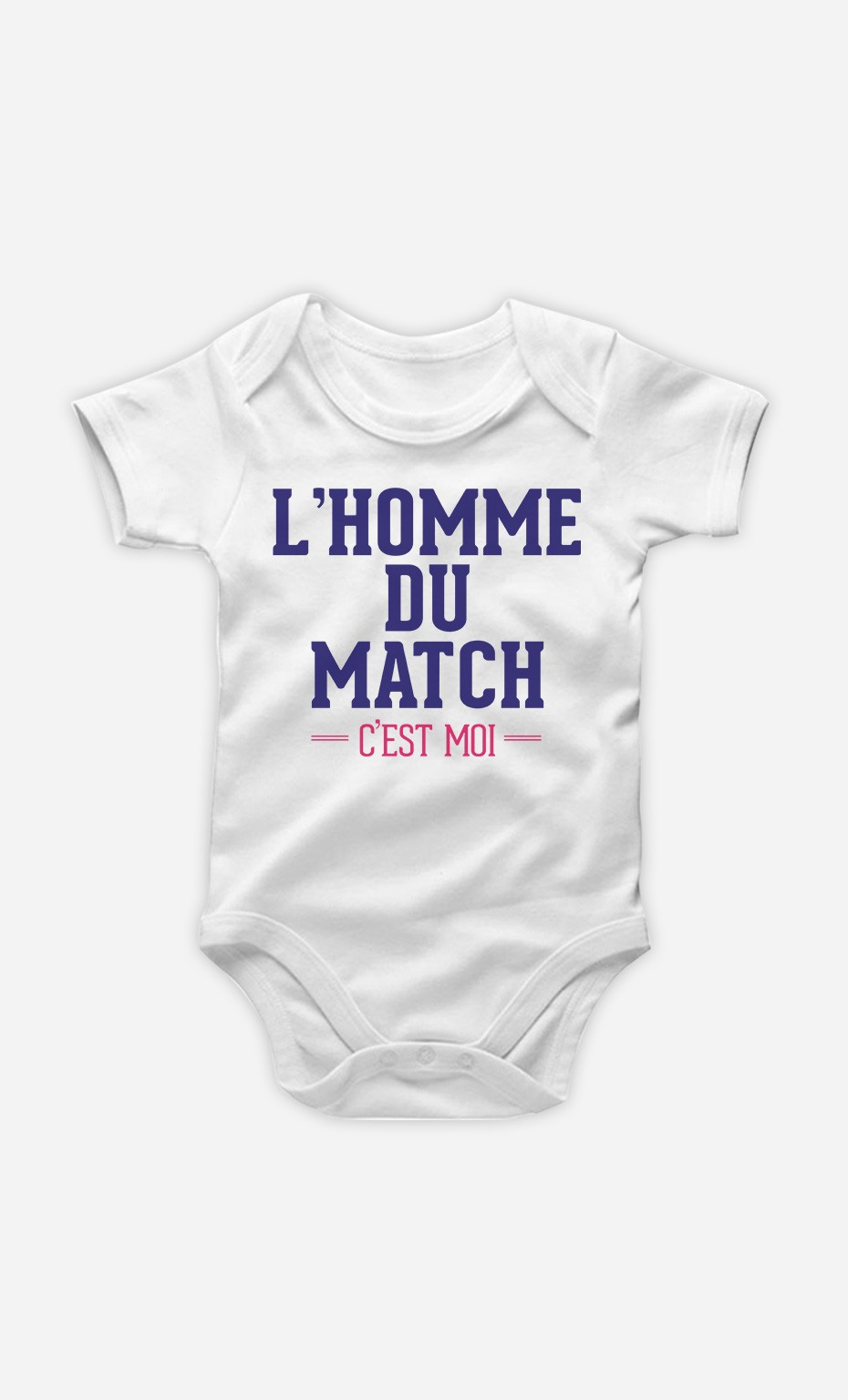 Body L'homme Du Match