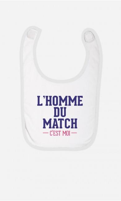 Bavoir L'homme Du Match