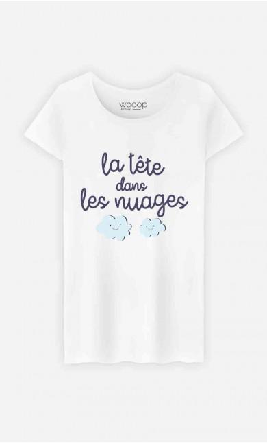 T-Shirt La Tête Dans Les Nuages