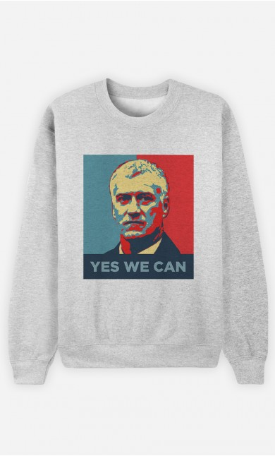 Sweat Yes We Can