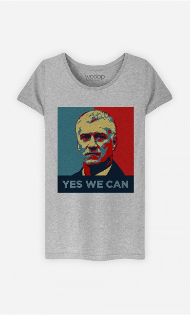 T-Shirt Yes We Can