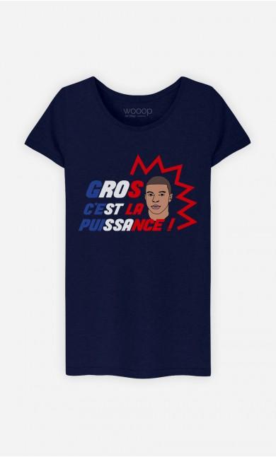 T-Shirt C'est La Puissance
