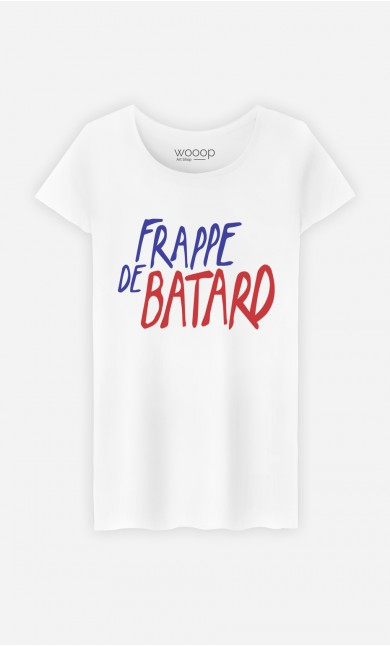 T-Shirt Frappe de Bâtard