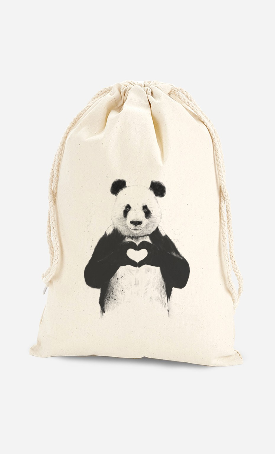 Pochon Love Panda