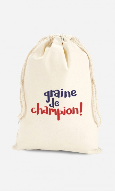 Pochon Graine De Champion