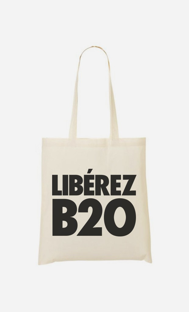Tote Bag B2O