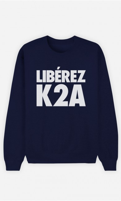 Sweat Bleu K2A