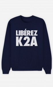 Sweat Bleu K2A