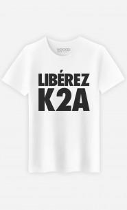 T-Shirt Blanc K2A
