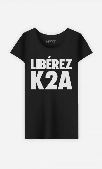 T-Shirt Noir K2A