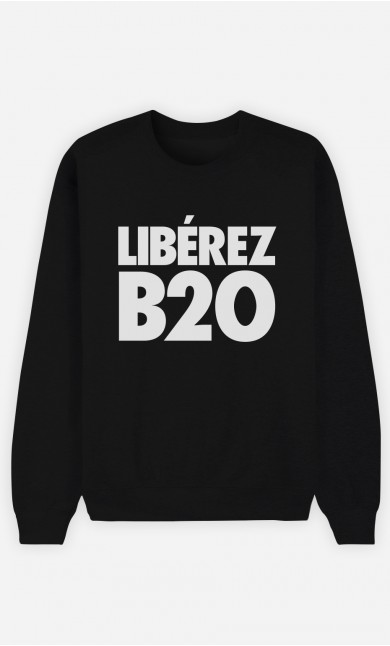 Sweat Noir B2O