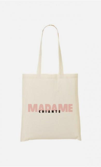 Tote Bag Madame Chiante