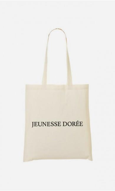 Tote Bag Jeunesse Dorée