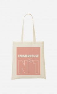 Tote Bag Emmerdeuse N°1