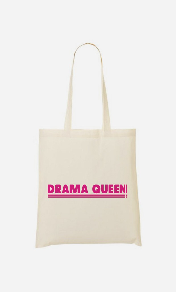 Tote Bag Drama Queen