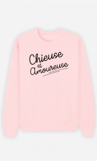 Sweat Rose Chieuse Et Amoureuse