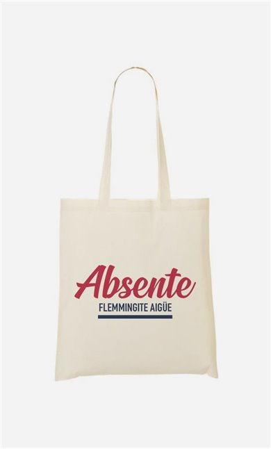 Tote Bag Absente : Flemmingite Aigüe