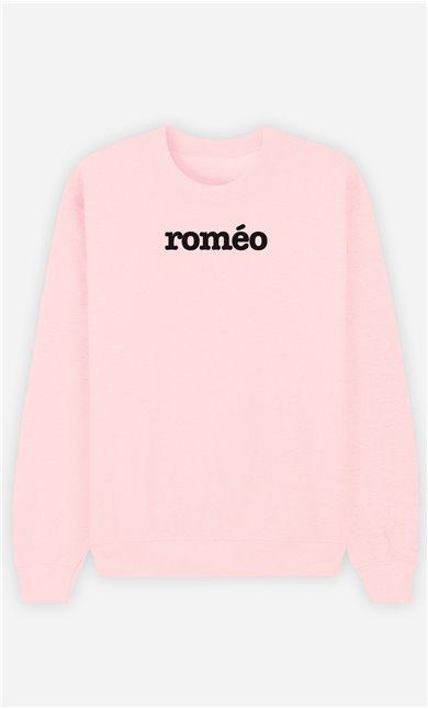 Sweat Rose Roméo