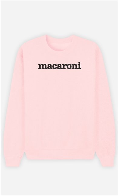 Sweat Rose Macaroni