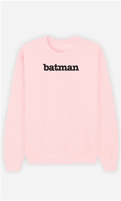 Sweat Rose Batman