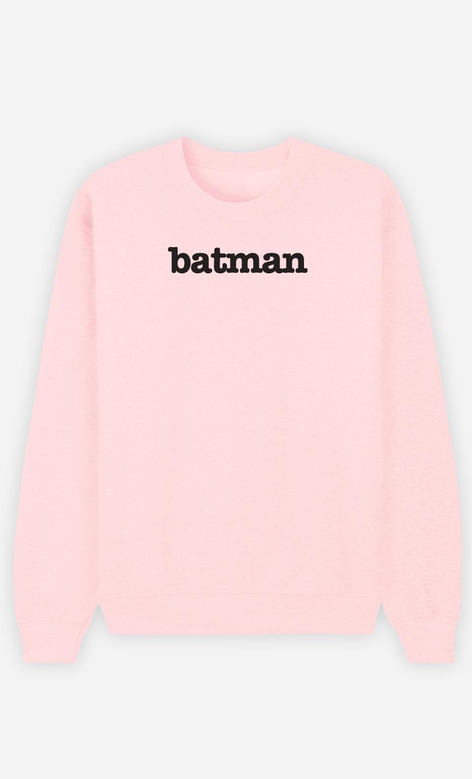 Sweat Rose Batman