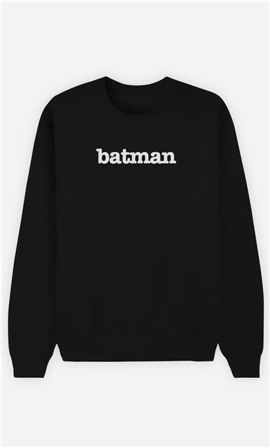 Sweat Noir Batman