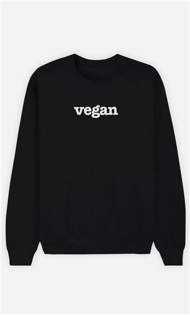 Sweat Noir Vegan