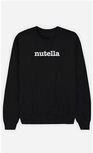 Sweat Noir Nutella