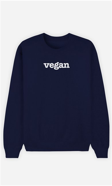Sweat Bleu Vegan