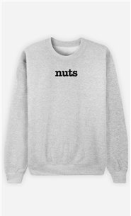 Sweat Gris Nuts