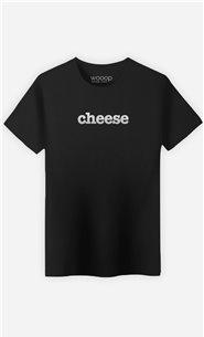 T-Shirt Noir Cheese