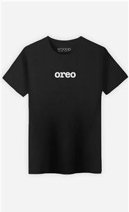 T-Shirt Noir Oreo