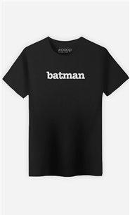T-Shirt Noir Batman