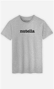 T-Shirt Gris Nutella