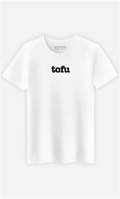 T-Shirt Blanc Tofu
