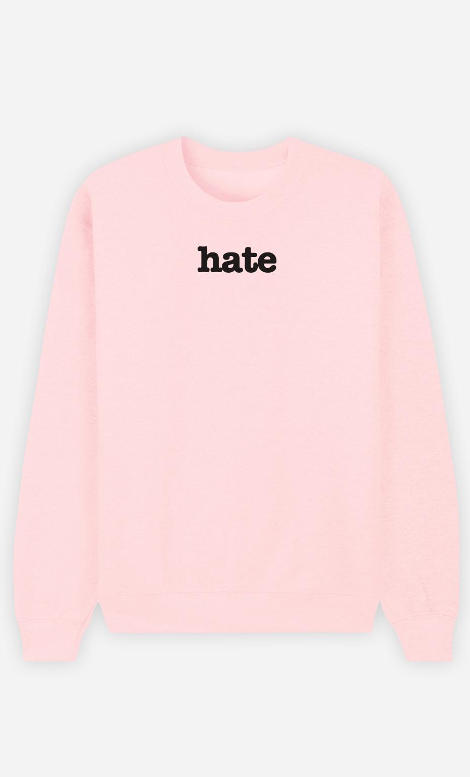 Sweat Rose Hate