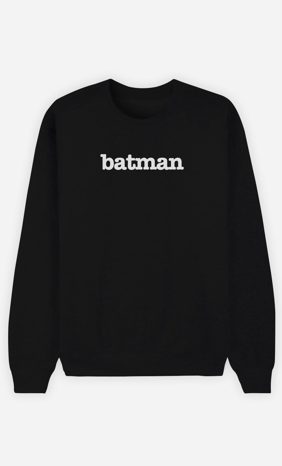 Sweat Noir Batman
