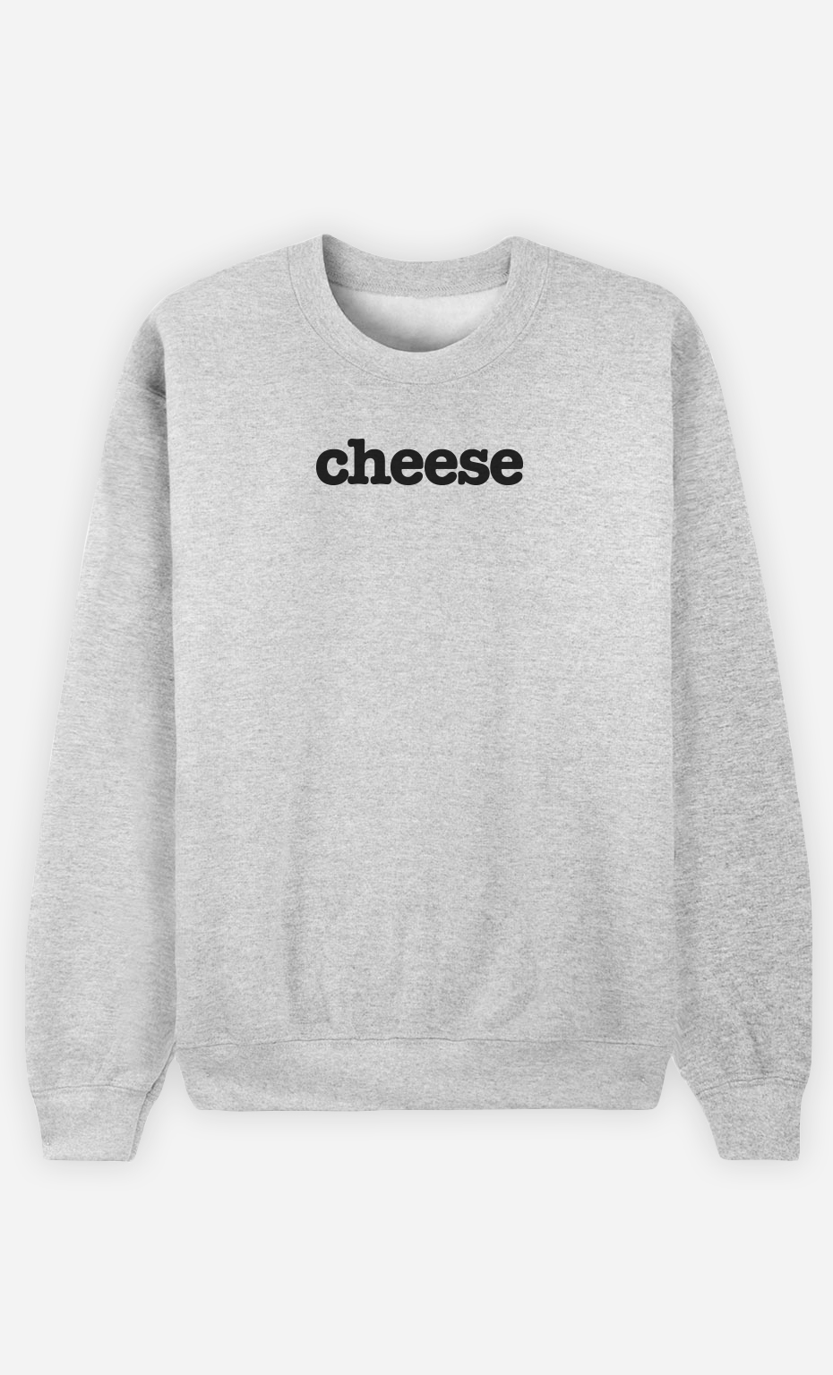 Sweat Gris Cheese
