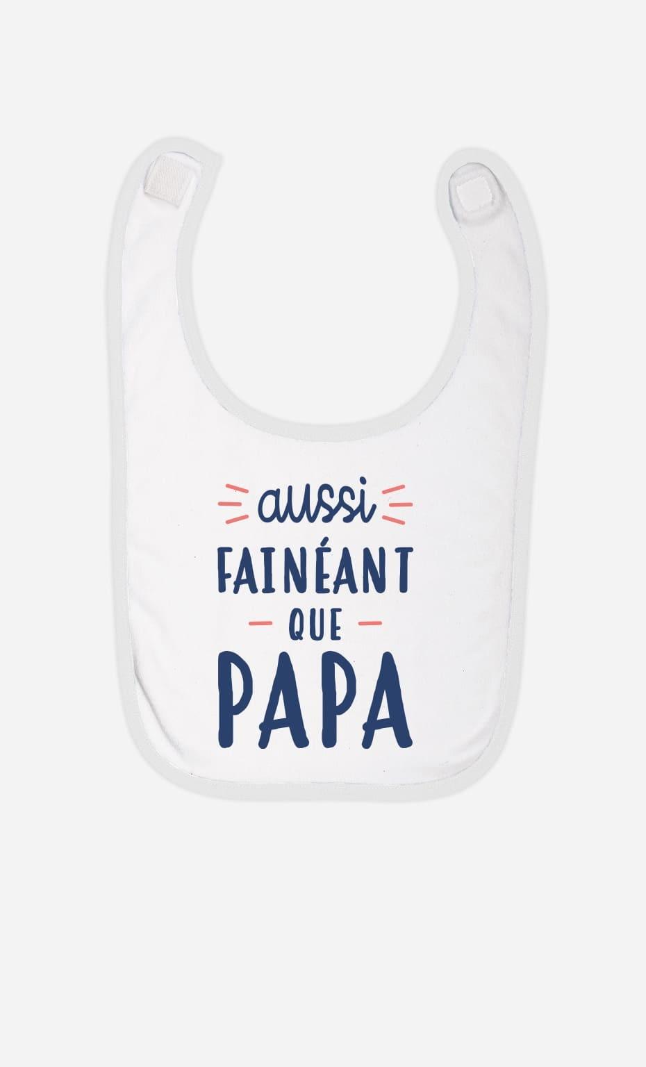 Bavoir Fénéant