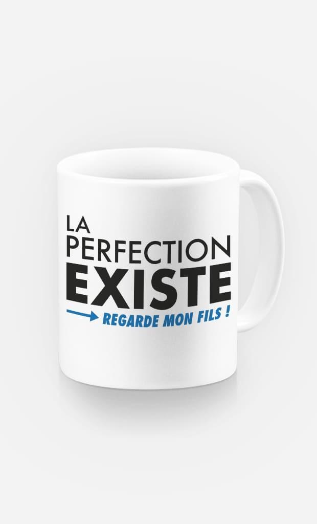 Mug La Perfection Existe (Regarde Mon Fils)