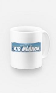 Mug Champion de Air Ménage