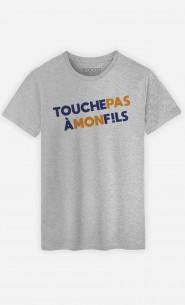T-Shirt Homme Touche Pas à Mon Fils