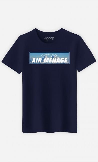 T-Shirt Homme Champion de Air Ménage