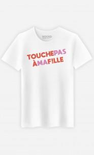 T-Shirt Homme Touche Pas à Ma Fille