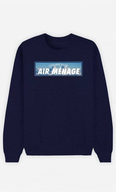 Sweat Homme Champion de Air Ménage