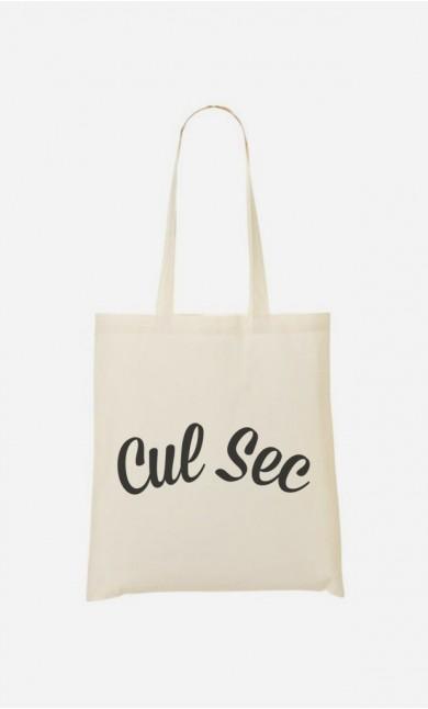Tote Bag Cul Sec