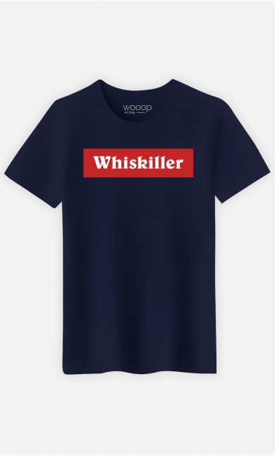 T-Shirt Homme Whiskiller