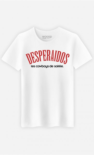 T-Shirt Homme Desperaidos