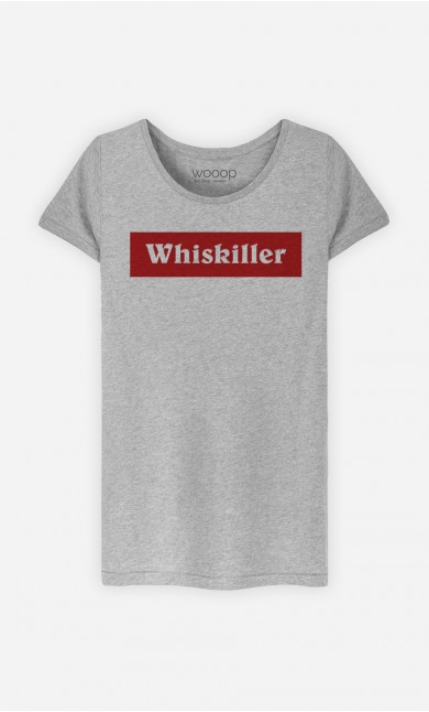 T-Shirt Femme Whiskiller