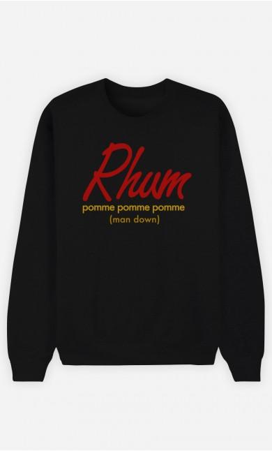 Sweat Femme Rhum pom pom pom